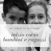 Inizio corso Koryu Uchinadi bambini e ragazzi 2019-2020