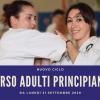 Inizio corso Koryu Uchinadi per adulti principianti 2020-2021