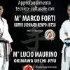 Seminario di Karate-do a San Leucio (CE)