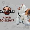 Orari e date di inizio corsi di Koryu Uchinadi per l'anno 2016/2017