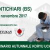 4° Seminario Autunnale Koryu Uchinadi