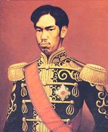 L'Imperatore Mutsuhito