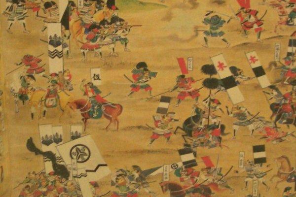 La battaglia di Sekigahara