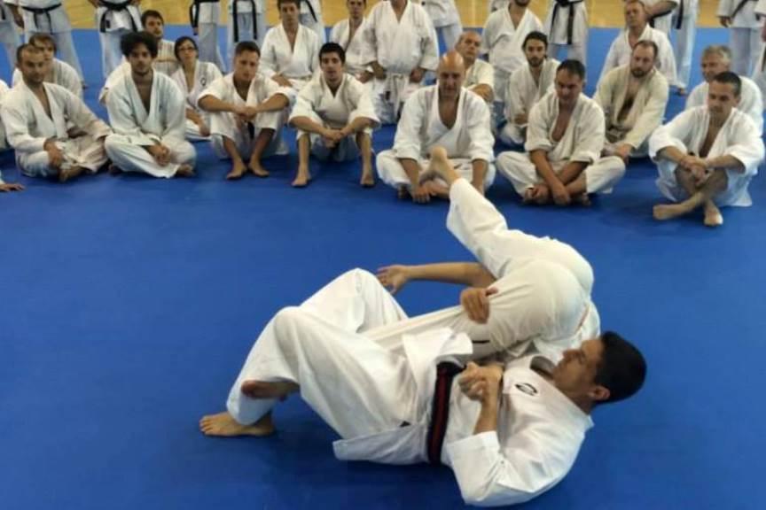 Corsi di karate a cesena 2014-15