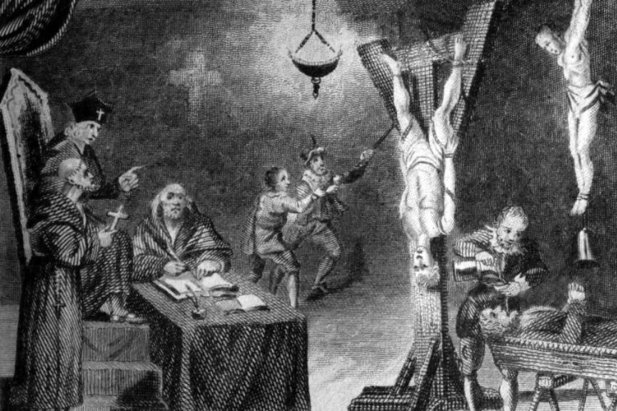 Una nuova inquisizione?