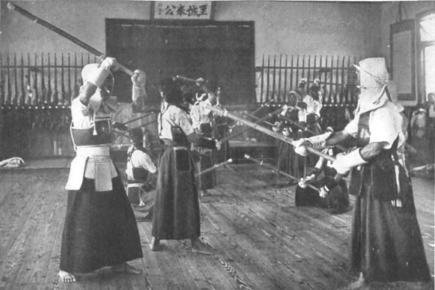 Storia del Karate - quarta parte
