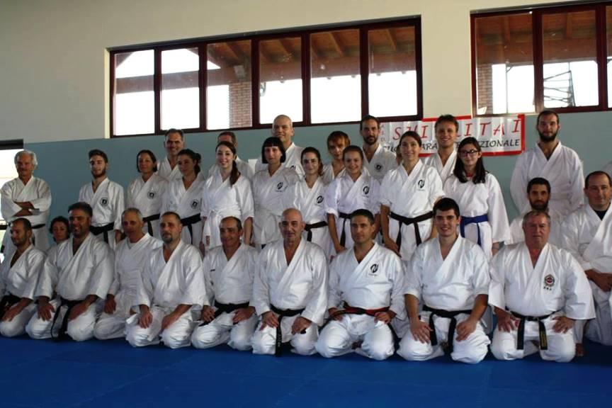 Reportage sul seminario autunnale Koryu Uchinadi Italia
