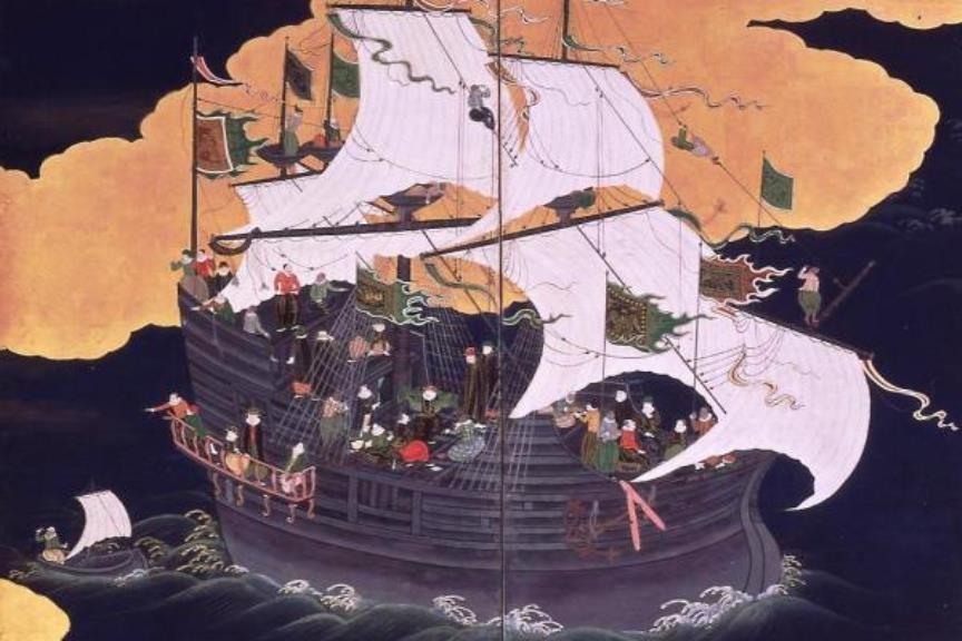 Karate-do kurofune: la nave nera del karate-do