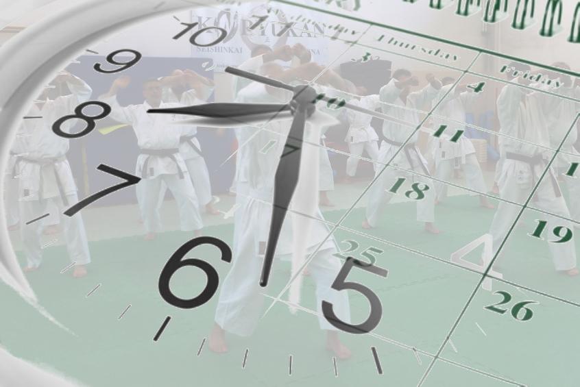 Karate Cesena: il calendario corsi 2015-16 è online