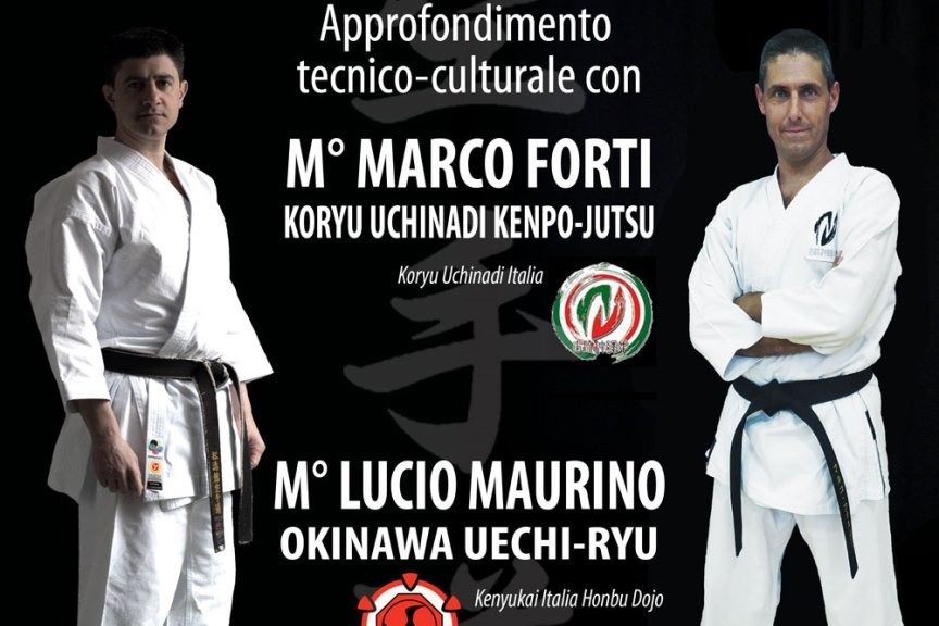 Seminario di Karate-do a San Leucio (CE)