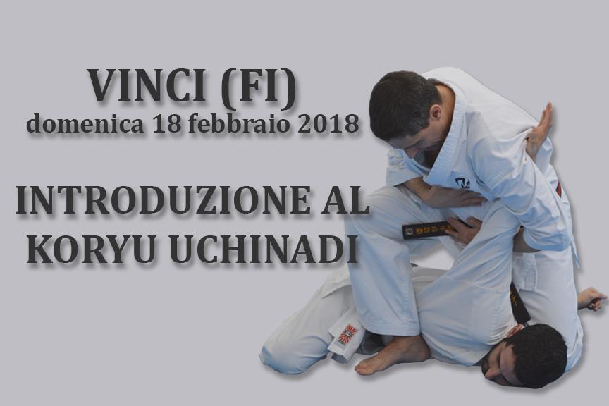 Seminario: Introduzione al Koryu Uchinadi