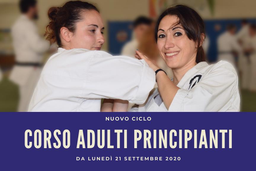 Inizio corso adulti principianti 2020-2021