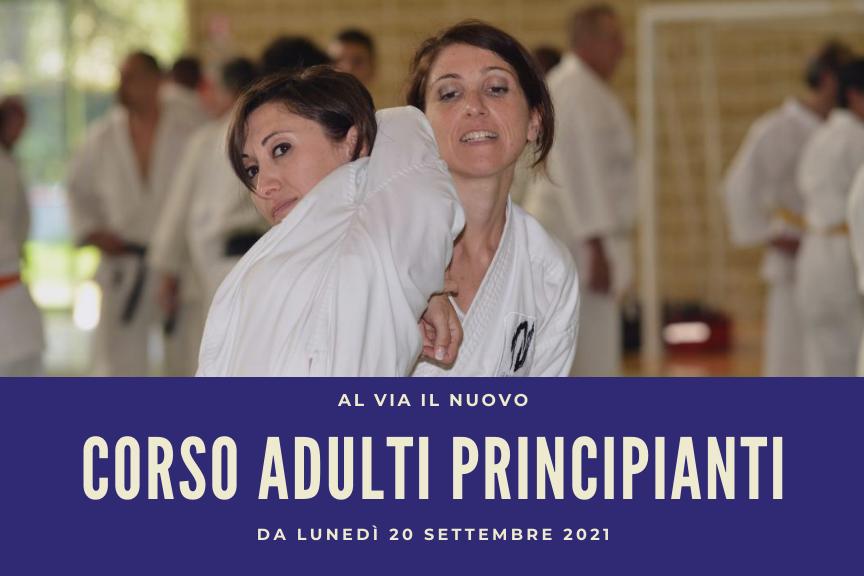 Inizio corso adulti principianti 2021-2022